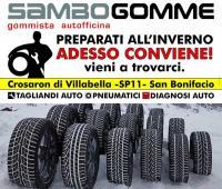 Offerte e promo per il montaggio di pneumatici invernali con deposito gomme