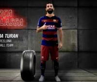 Video campagna Lassa Tyres e FC Barcelona: lo spot pre-lancio globale