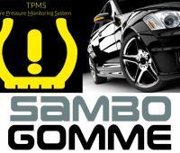 Sistema controllo pressione pneumatici TPMS: officina per installazione Verona, San Bonifacio