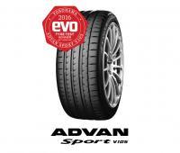 Il miglior pneumatico Yokohama ADVAN Sport sul podio nel test comparativo di EVO