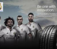 Gomme Hankook e Real Madrid: siglato l'accordo di partnership globale