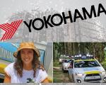 Yokohama fornitore ufficiale del programma di Rete4 Donnavventura