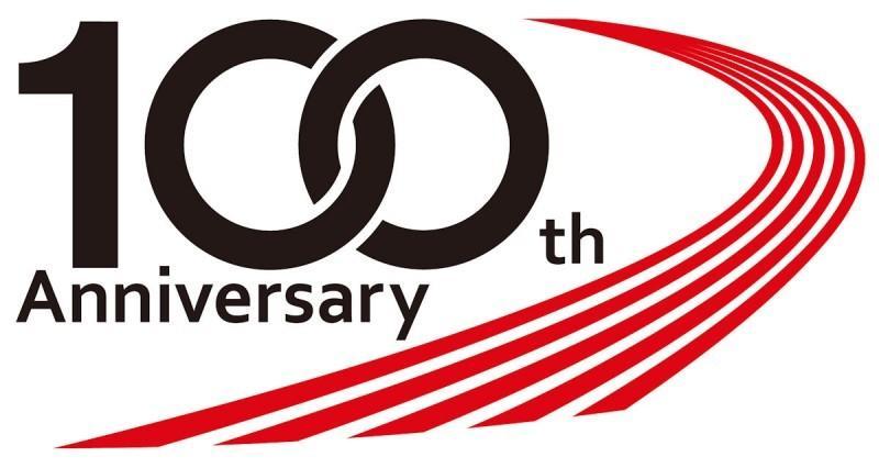 Uokohama pneumatici presenta il logo del centenario aziendale