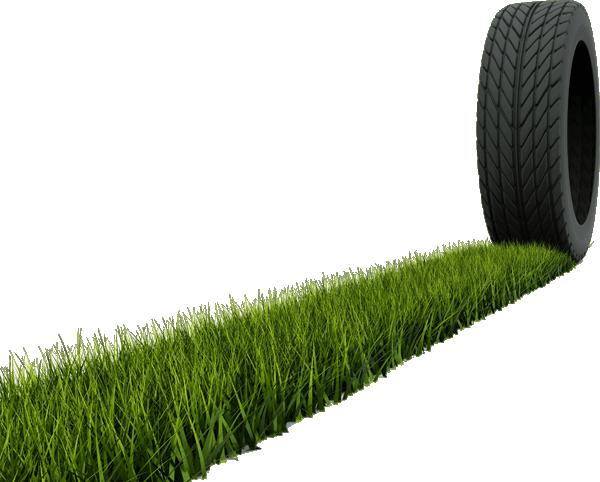 Sviluppo dei pneumatici rispettosi dell'ambiente