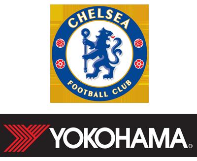 Sponsor stagione 2015/2016 Chelsea è Yokohama