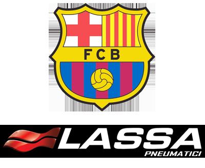 Lassa Tyres sponsor globale del Barcelona
