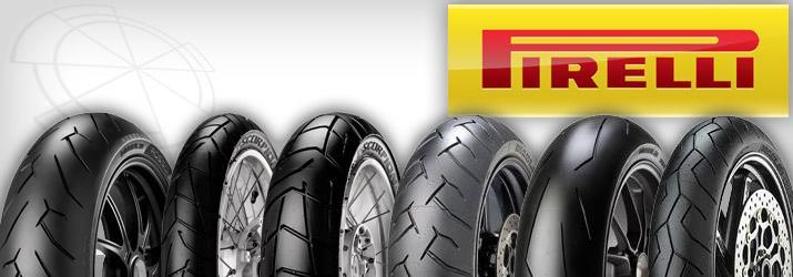 Pneumatici Pirelli gomme moto